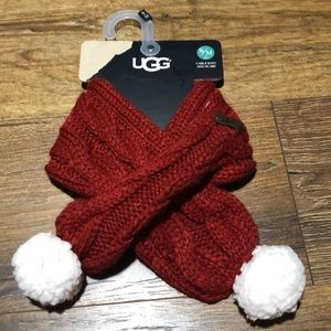 Ugg dog scarf size small/medium